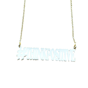 collana think positive