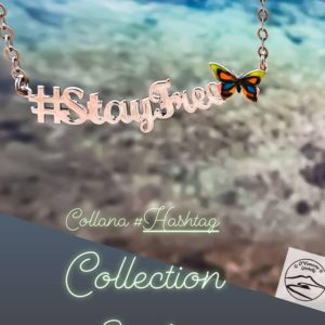 Collana Hashtag StayFree